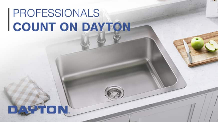 Professionals Count on Dayton