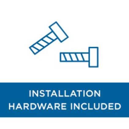 Grab Bar Installation hardware