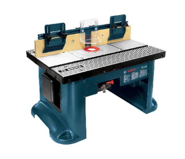 Bosch router table RA1181 image