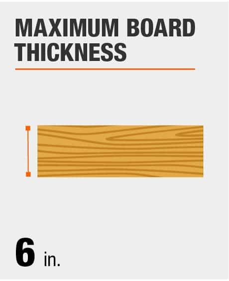 Maximum Board Thickness