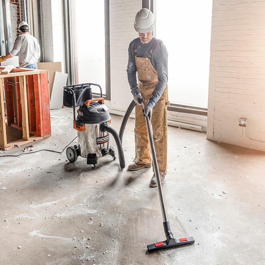 HEAVY DUTY CLEAN UPS