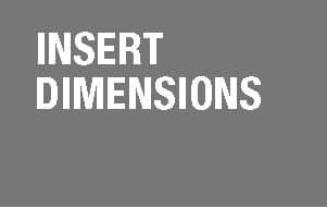 Insert Dimension Title