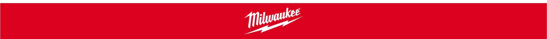Milwaukee Brand Banner