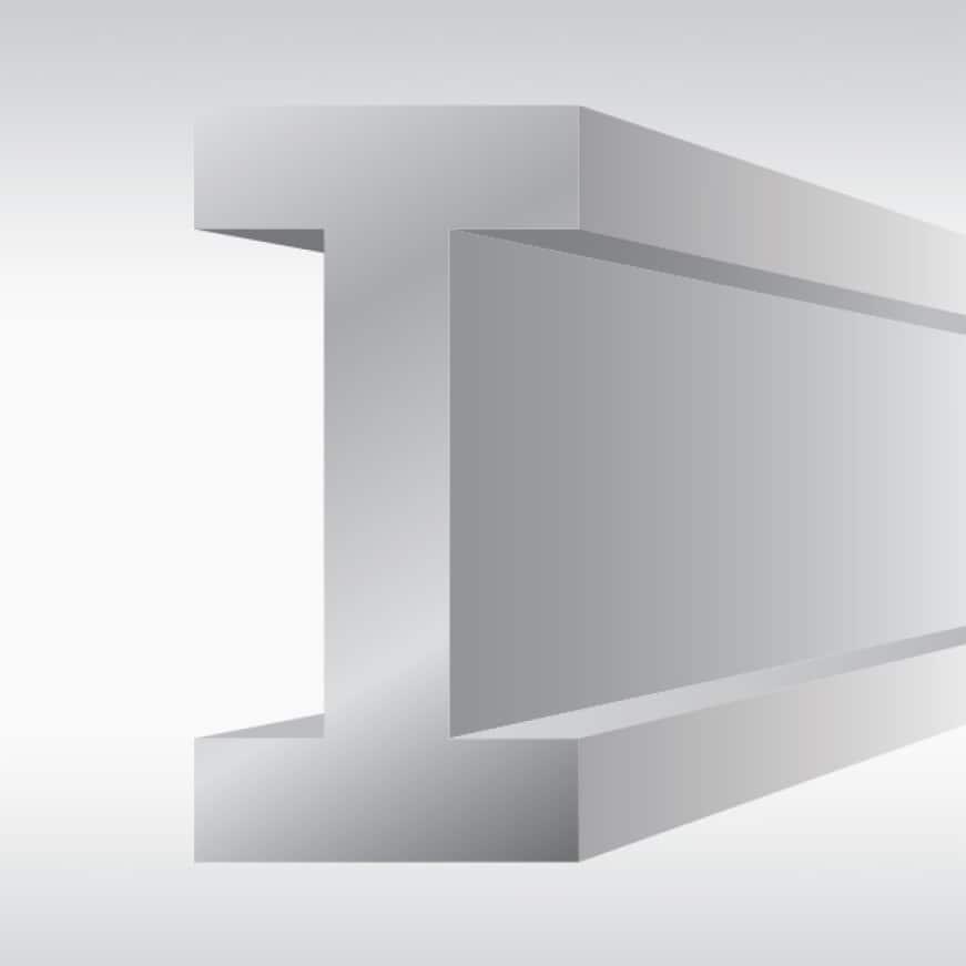 Solid Aluminum Frame