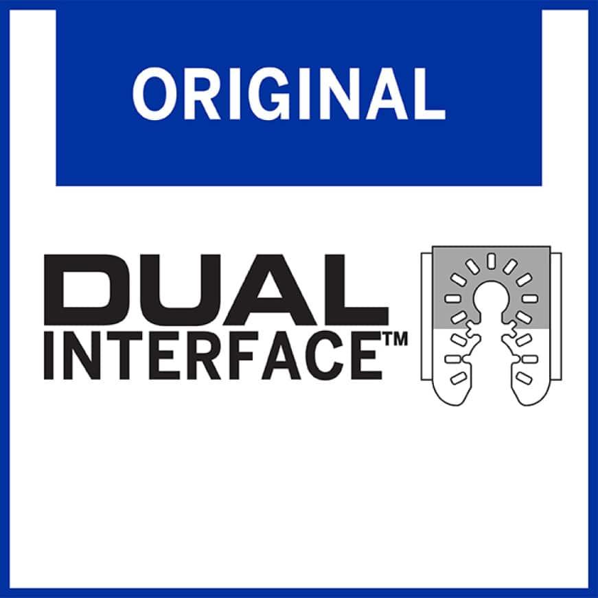 Dual Interface Icon