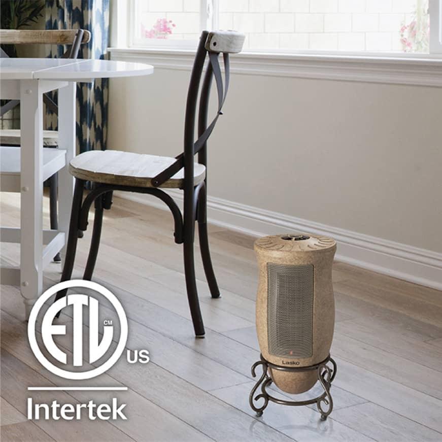 Designer Series Oscillating Ceramic Heater