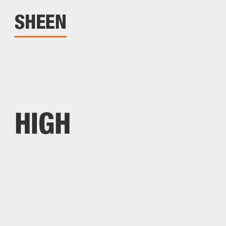 High Sheen paint