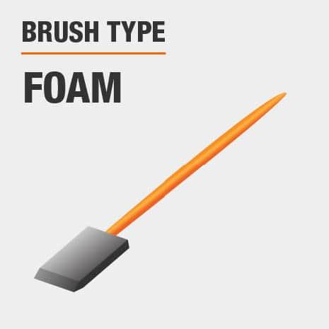 Foam Brush