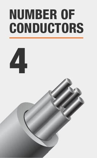 Number of Conductors 4