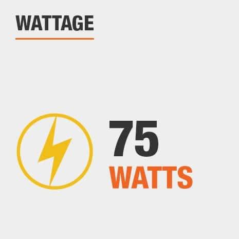 75 Watts
