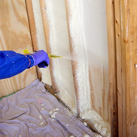 INSULATE YOUR WALL CAVITIES