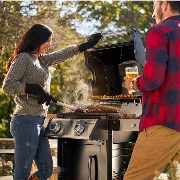 High quality grills and smokers