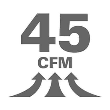 Pick-up Power CFM