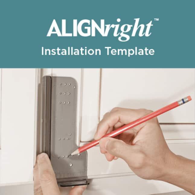Cabinet Hardware Installation