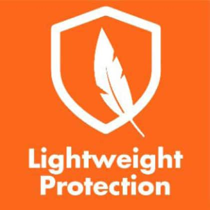 Provides Light Weight Protection