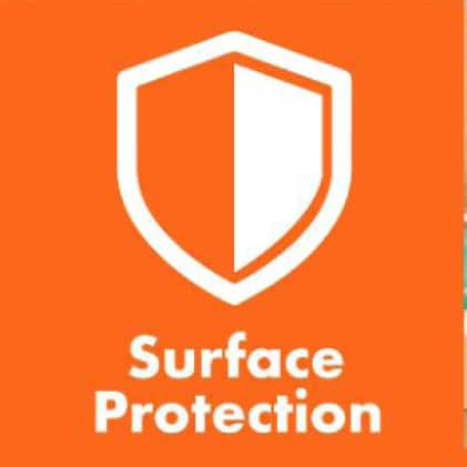 Provides Surface Protection