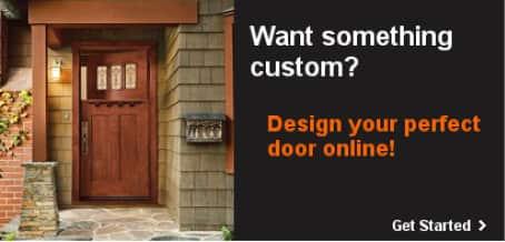 Design your perfect door online! Link to get started