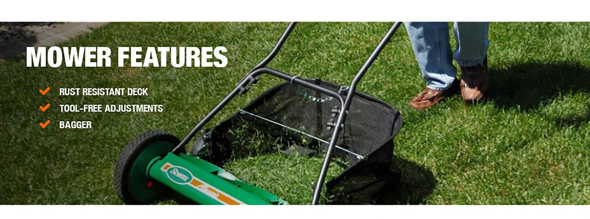 Mower Features