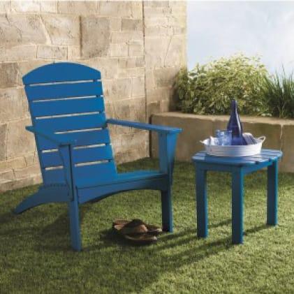 Shown in Gloss Brilliant Blue