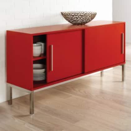 Shown in Satin Fire Orange