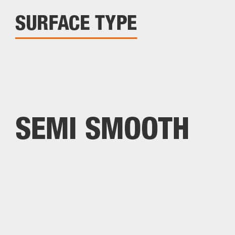 semi smooth surface