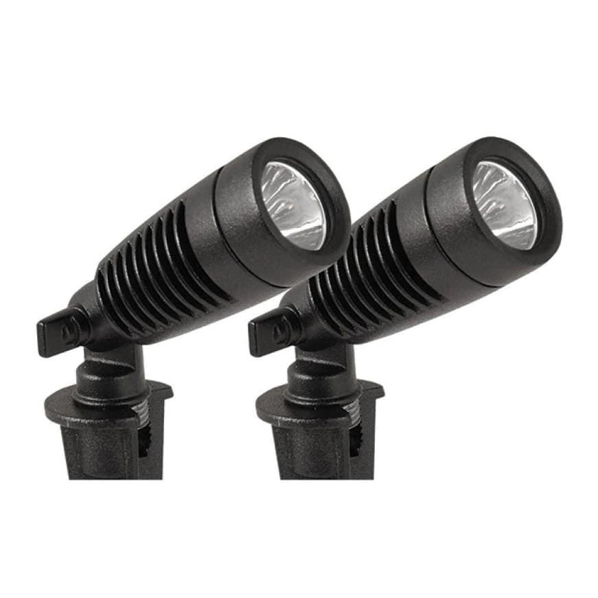 Southwire - Moonrays Low-Voltage Outdoor LED Landscape Spot Light Assortment