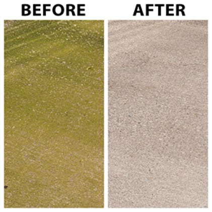 30 SECONDS Outdoor Cleaner Concentrate great for concrete and asphalt