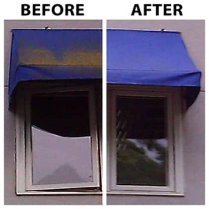 30 SECONDS Outdoor Cleaner Concentrate use for outdoor fabrics and awnings
