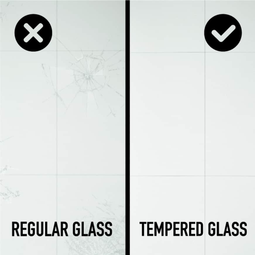 Certified Tempered Glass