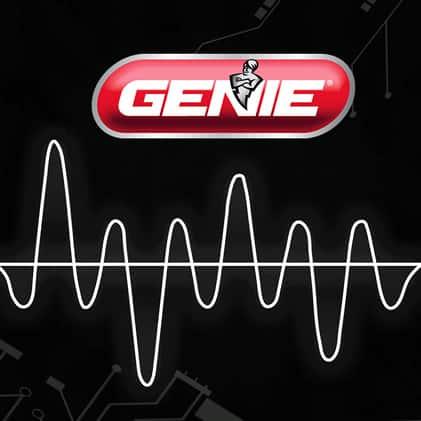 Genie  garage door opener keypad intellicode