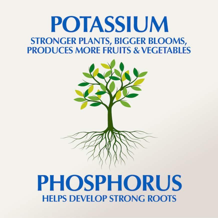 Alaska Morbloom use on all flowering plants