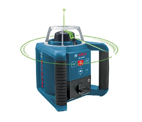 Product image of Bosch GRL300HVG with layout beam.