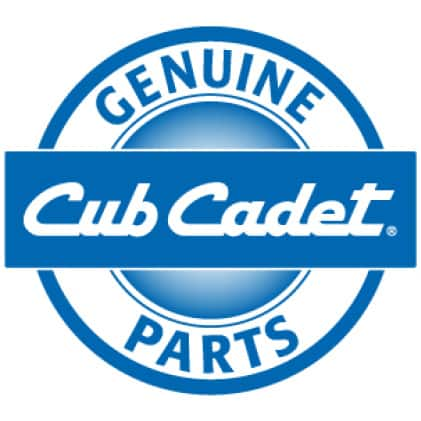 Benefits of Cub Cadet Genuine Parts