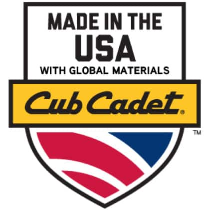 Mower blades made in USA of global materials