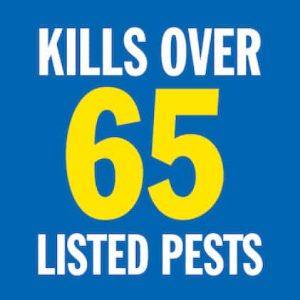 Sevin-5 Ready-To-Use 5% Dust kills over 65 pests
