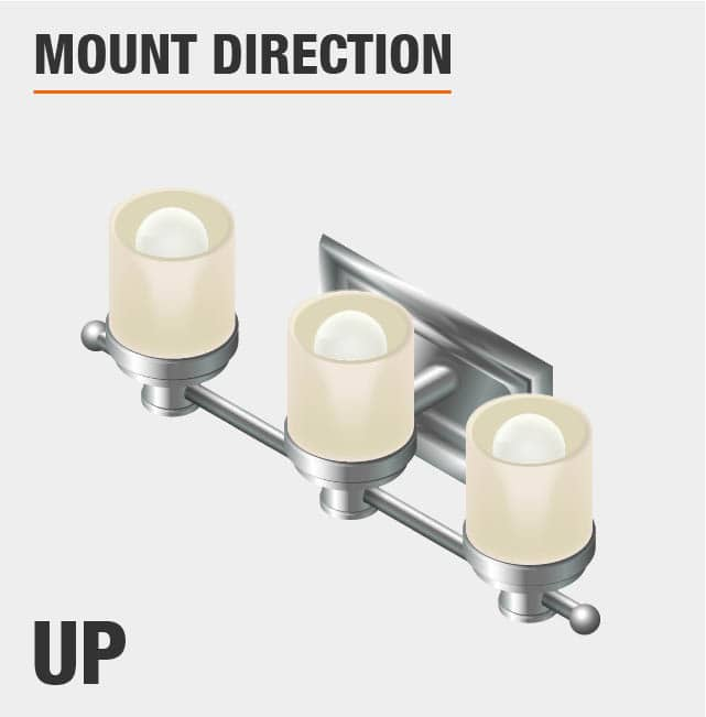 Mount Direction Up
