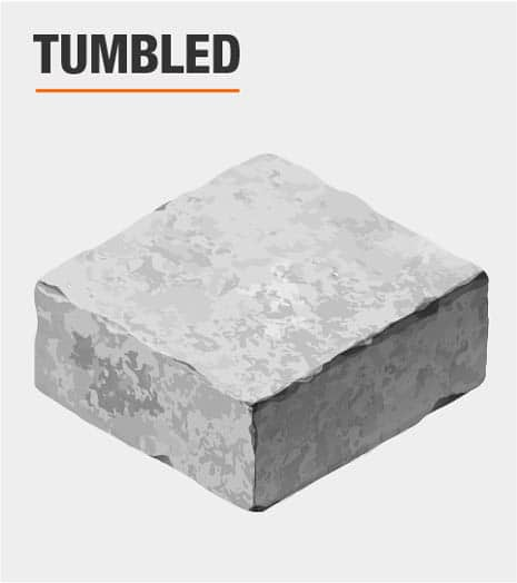 Tumbled