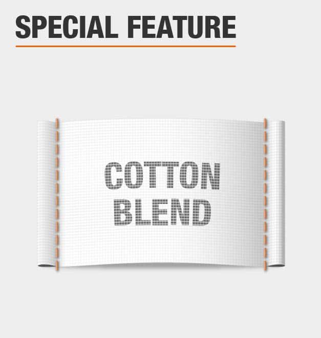 Cotton blend cloth, cotton blend towel