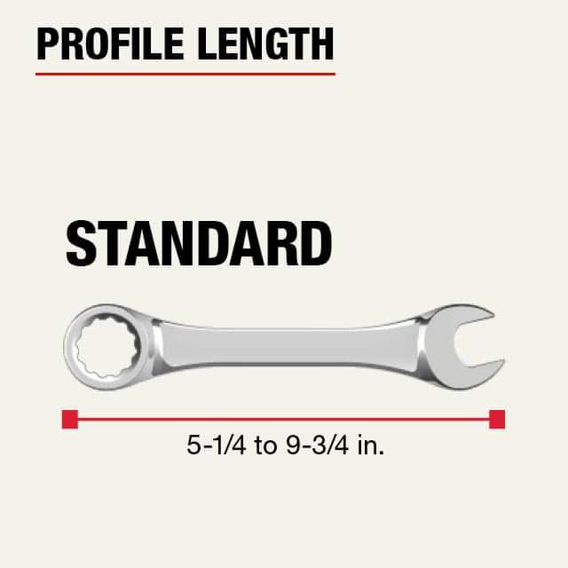Standard Profile Length