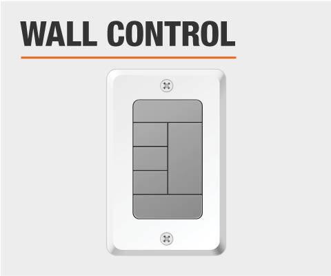 Ceiling fan control type