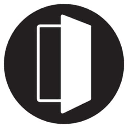 Fits Standard Door Prep