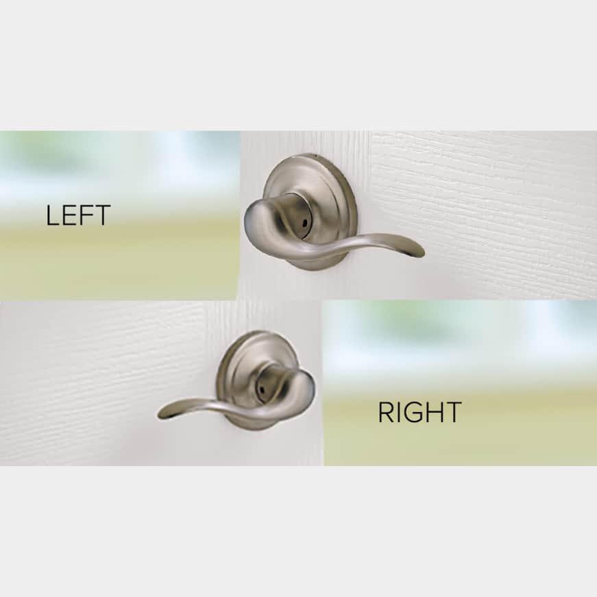 Reversible Handing
