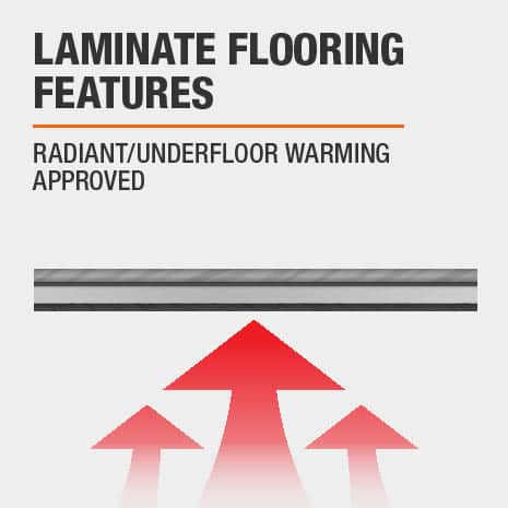 Radiant/Underfloor Warming Approved