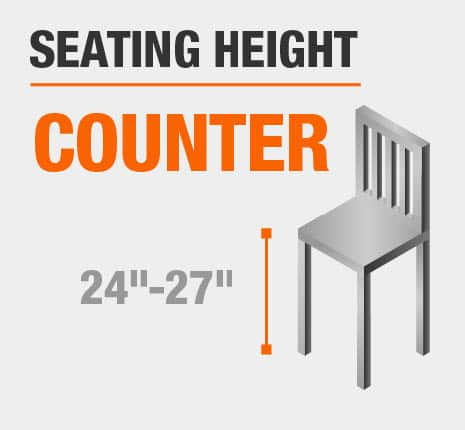 Seating Height Counter
