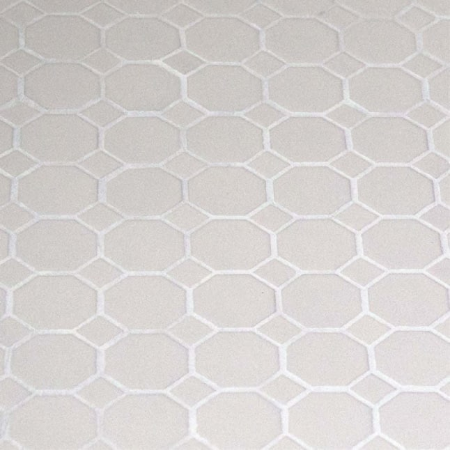 Bright White grout