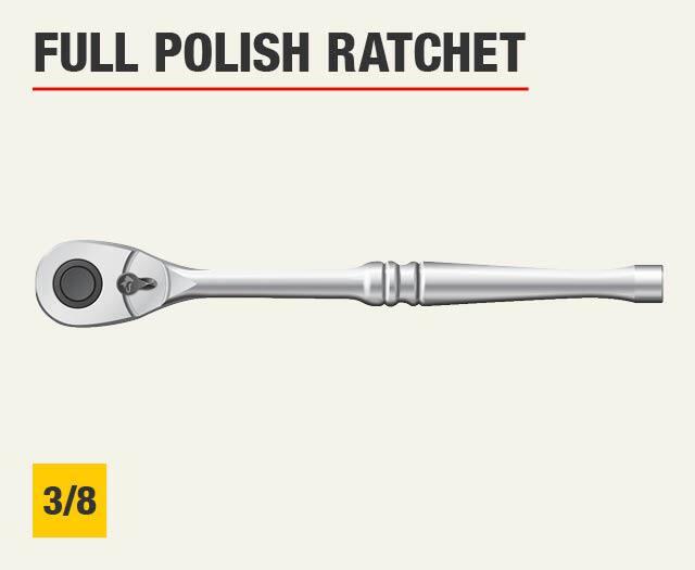 Full Polish Ratchet