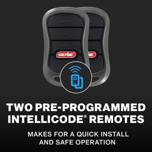 Genie ChainMax1000 - Genie garage door opener remotes