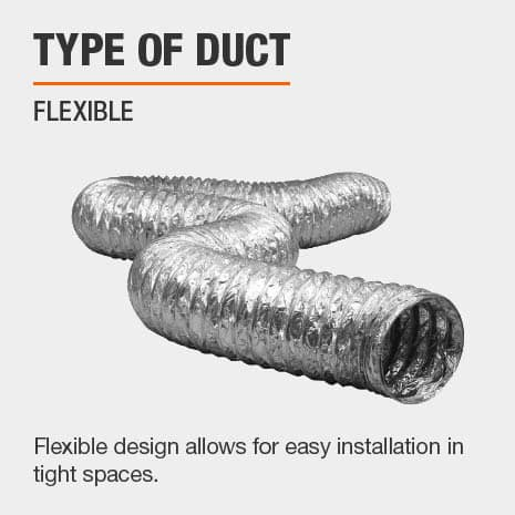 This is a Flexible Vent Duct