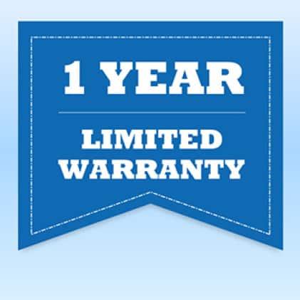 Lasko Tower Fan 1-Year Limited Warranty