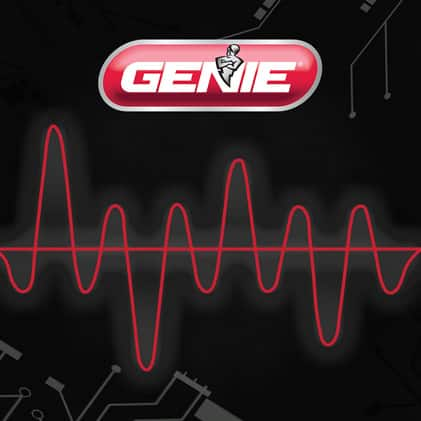 Genie master garage door opener remote intellicode